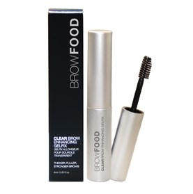 BrowFood Clear Brow Augenbrauen Enhancing GelFix 8mL Clear (New)