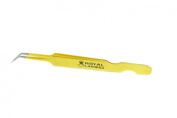 Pinzette Curl II Premium Comfort Gold